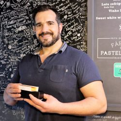 Fábrica Pastel de Feijão by Chef António Amorim!