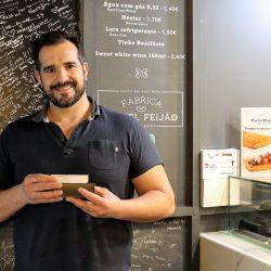 Sorteio de 4 Pastéis de Feijão by Chef António Amorim