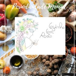 Revista Digital Cozinha Com Rosto N.º 5 + Passatempo (já terminado!)
