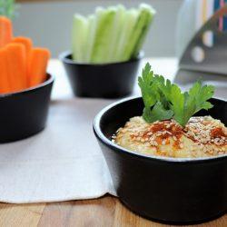 Hummus confecionado na Bimby!
