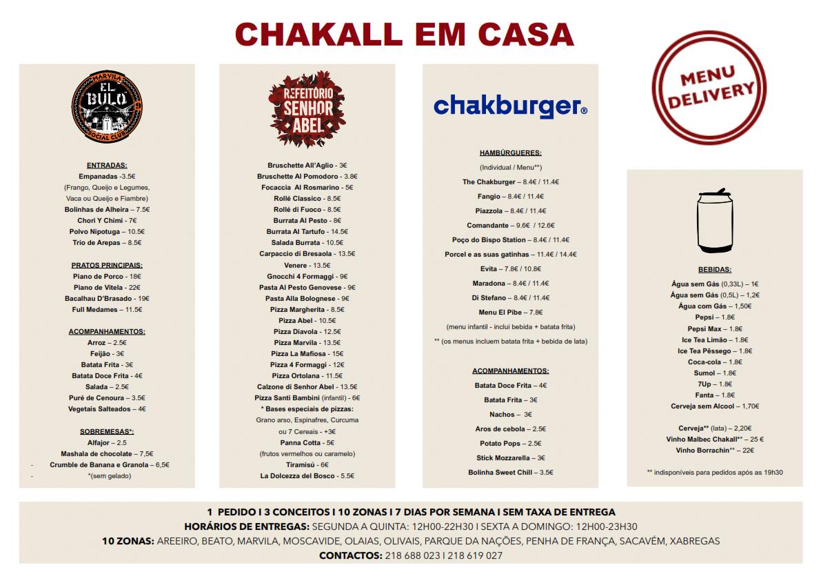 chakall